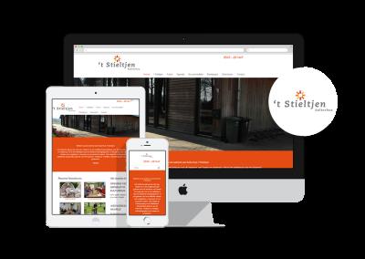 Website realisatie Stieltjen.nl