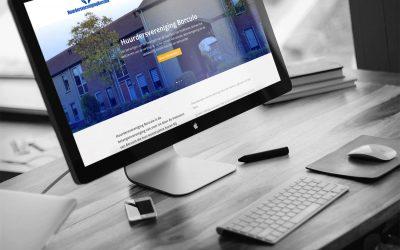 Nieuwe website voor Huurdersvereniging Borculo!
