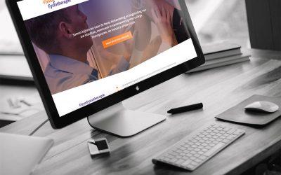 Nieuwe website FlevoFysiotherapie!