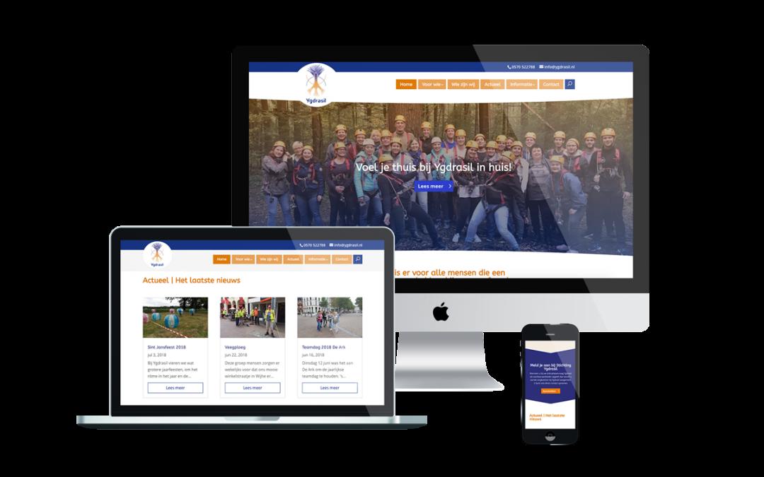 Website Ygdrasil.nl